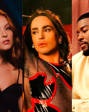 Novas músicas de Larissa Manoela, Khalid e de Johnny Hooker estão entre os lançamentos da semana!