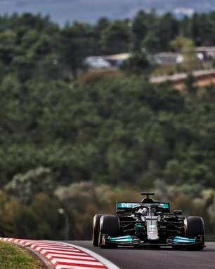 Para Brundle, a Mercedes está em grande forma neste momento na F1