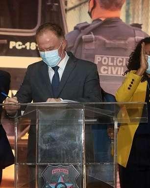 Com concurso PC ES confirmado, governo nomeia 401 policiais