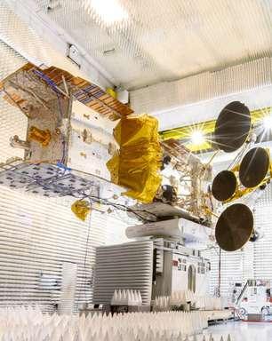 Adiado lançamento do satélite SES-17