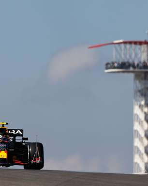 """Pérez vê """"TL2 promissor"""" e dia positivo, mas alerta: """"Mercedes é certamente forte"""""""