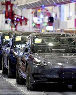 Tesla quer fabricantes chinesas de baterias nos EUA