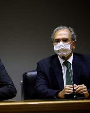 Não queremos tirar 10 no fiscal e deixar brasileiros passando fome, diz Guedes