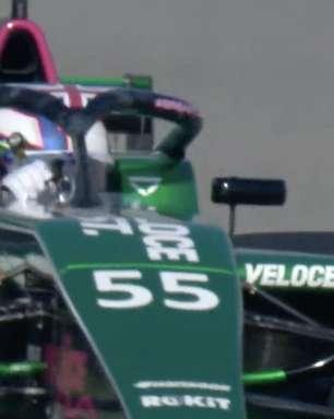 Chadwick começa na frente e lidera TL1 do GP dos EUA da W Series. Powell é 10ª
