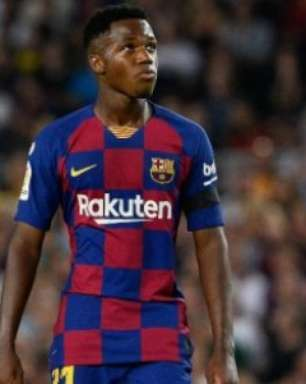 [VÍDEO]: Confira momentos de Ansu Fati brilhando na base do Barcelona contra o Real Madrid