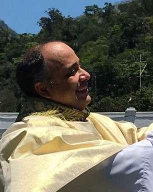 Missa para São João Paulo II, padroeiro do Fluminense, é celebrada em Laranjeiras