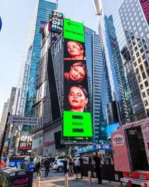 Marília Mendonça e Maiara & Maraisa são destaque na Times Square