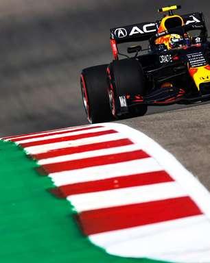 Segundos pilotos de Red Bull e Mercedes se destacam na F1