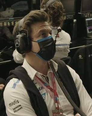 Wolff não ficou satisfeito com a qualificação para o GP dos EUA de F1