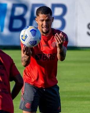 Com novidades, Flamengo está escalado para o Fla-Flu; veja o time titular e onde assistir