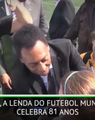 PELÉ 81 ANOS: Relembre os números de Pelé com a camisa da Seleção