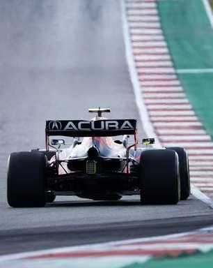 Pérez aproveita tempos deletados de Verstappen e Hamilton e lidera TL3 nos EUA