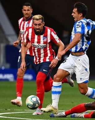 Atlético de Madrid x Real Sociedad: onde assistir, horário e escalações da partida de La Liga