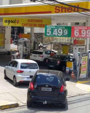 Greve dos tanqueiros é suspensa após falta de combustível