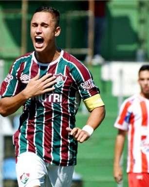 Fluminense sub-15 e sub-17 vencem Bangu e conquistam Taça Guanabara