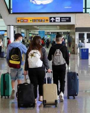Itália flexibiliza regras para viajantes provenientes do Brasil