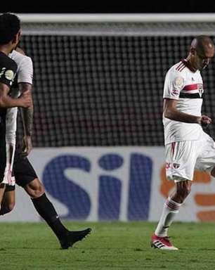 São Paulo busca melhorar retrospecto recente contra o Red Bull Bragantino