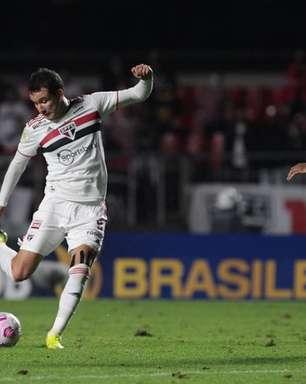 Pablo tem chance de ser titular do São Paulo após um mês