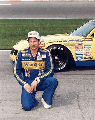 Dale Earnhardt, uma lenda do automobilismo americano