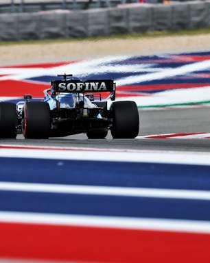 Williams F1 considerou que teve uma corrida razoável no Texas