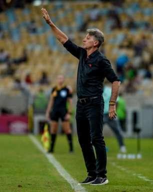 Renato Gaúcho expõe limitações na pior fase pelo Flamengo e acentua a pressão pelas Copas