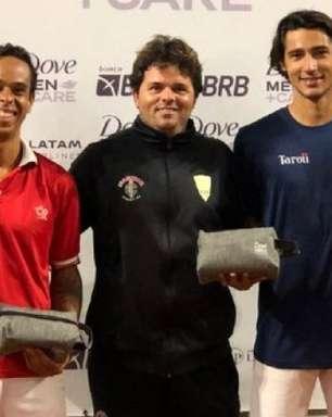 Daniel Silva e Marcondes levam o troféu nas duplas em Rio do Sul (SC)