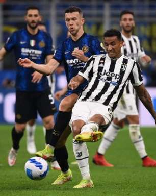 Juventus marca no fim, e empata com a Inter de Milão