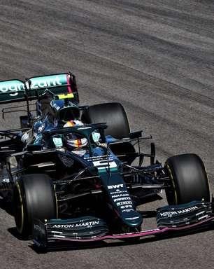 Pilotos e chefe da Aston Martin F1 comentam desempenho da equipe no GP dos EUA