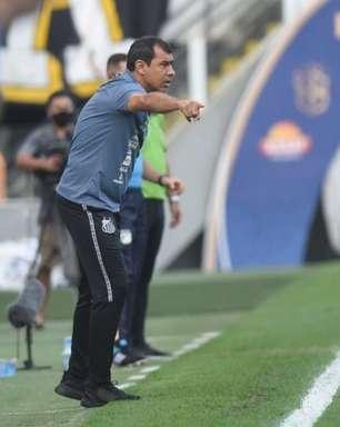Carille destaca lado psicológico em derrota do Santos