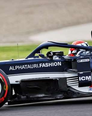 Tsunoda e Gasly falam sobre a performance da AlphaTauri F1 no GP dos EUA