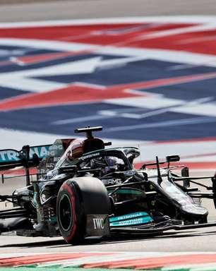 Hamilton parabeniza Verstappen pela vitória no GP dos EUA de F1