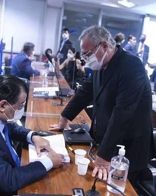 CPI avalia ampliar lista de investigados antes da votação