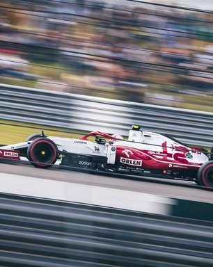 Alfa Romeo F1 ficou um tanto decepcionada com resultado em Austin