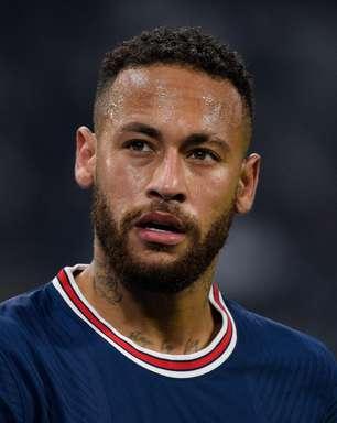 Neymar tem atuação discreta e PSG empata com Marseille