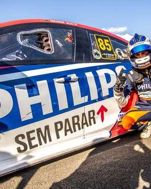 Salas faz valer pole e vence com sobras corrida 1 da Stock Car no Velocitta