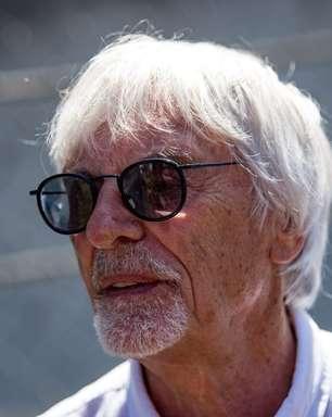 Ecclestone concorda com Verstappen sobre 'Drive to Survive'