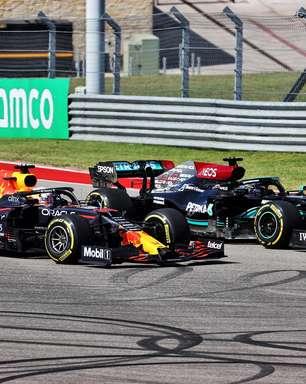 Hamilton diz que não conseguiu acompanhar Verstappen na F1 em Austin