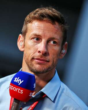 """Button sobre largada na F1 em Austin: """"Desta vez é Hamilton quem vai atacar"""""""