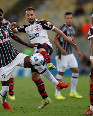 Everton Ribeiro promete reflexão ao Flamengo após derrota no Fla-Flu: 'Temos que melhorar muito'
