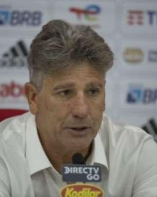 VÍDEO: Renato fala da ausência de Arrascaeta e improvisos no Flamengo