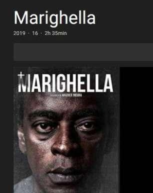 'Marighella' é alvo de campanha contrária ao filme em site