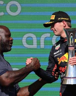 Galeria: confira as imagens da vitória de Verstappen no GP dos EUA de F1