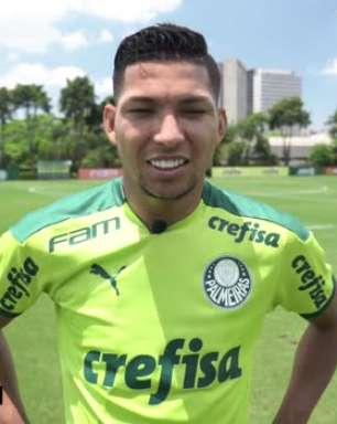 """PALMEIRAS: Rony pede equipe ligada para confronto contra o Sport e conta com o apoio dos torcedores: """"É fundamental o incentivo da torcida"""""""