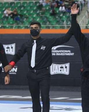 Campeões da faixa-preta são coroados no Grand Slam de Jiu-Jitsu no Rio de Janeiro