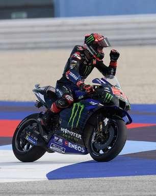 """Rossi vê título merecido e diz que Quartararo """"pode abrir um ciclo"""" com Yamaha"""