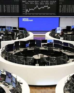 Índice europeu fecha estável com perdas em ações industriais compensando ganhos em commodities