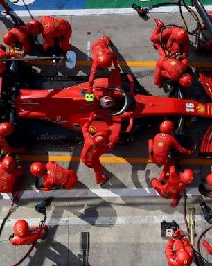 Melhor tempo de pit stop tem novo vencedor no GP dos EUA de F1