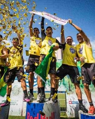 Torneio apoiado por Neymar define times brasileiros para finais no Qatar