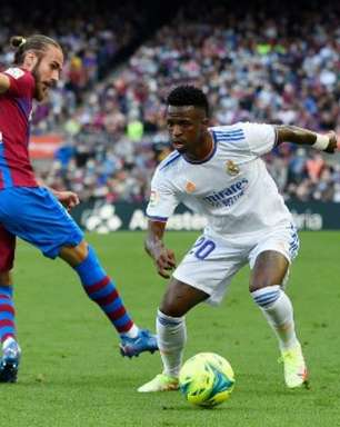 Jornal espanhol revela que Vinícius Júnior desejava vestir a camisa do Real Madrid