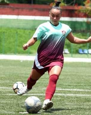 Rivena tem lesão detectada e desfalca o Fluminense na sequência do Campeonato Estadual Feminino